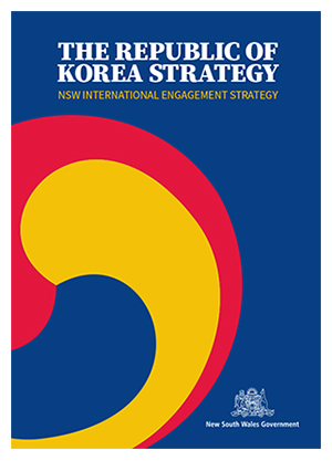 Republic of Korea NSW International Engagement Strategy