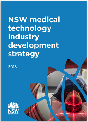MedTech strategy cover
