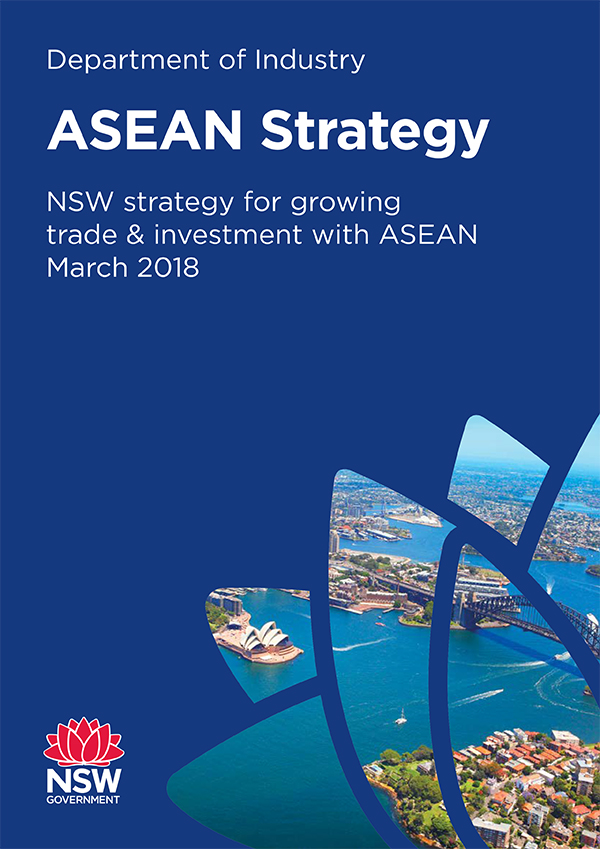 NSW Department of Industry - ASEAN Strategy