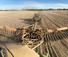 NDF Ag Design plough