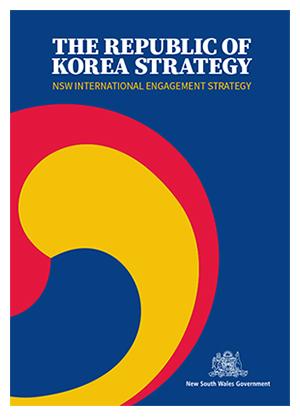 Republic of Korea NSW International Engagement Strategy